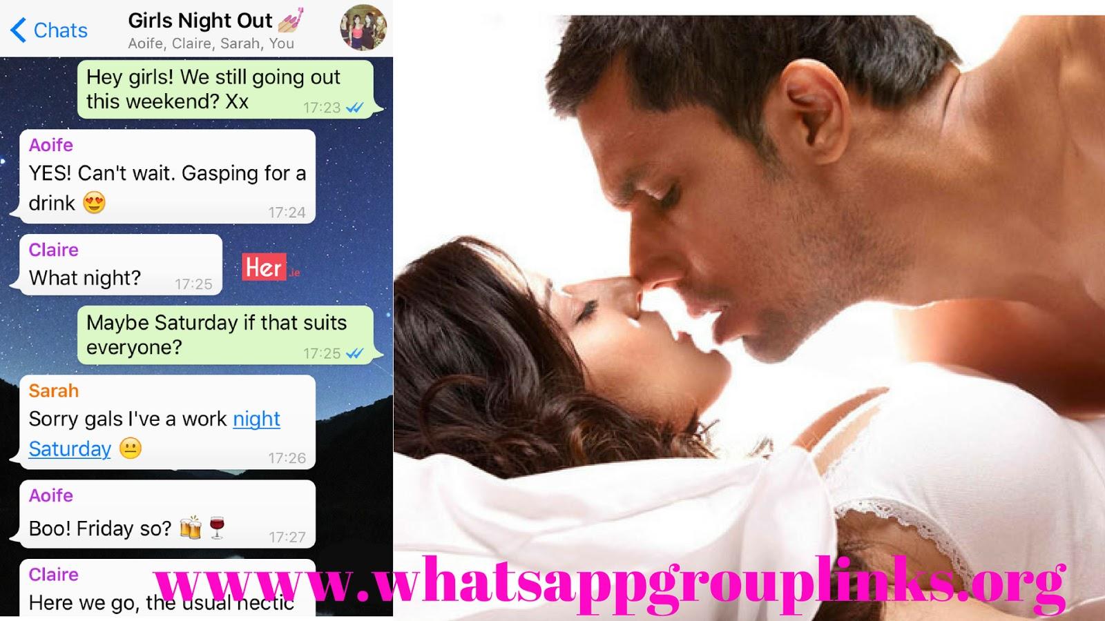 JOIN HOT WHATSAPP GROUP LINKS LIST - Whatsapp Group Links