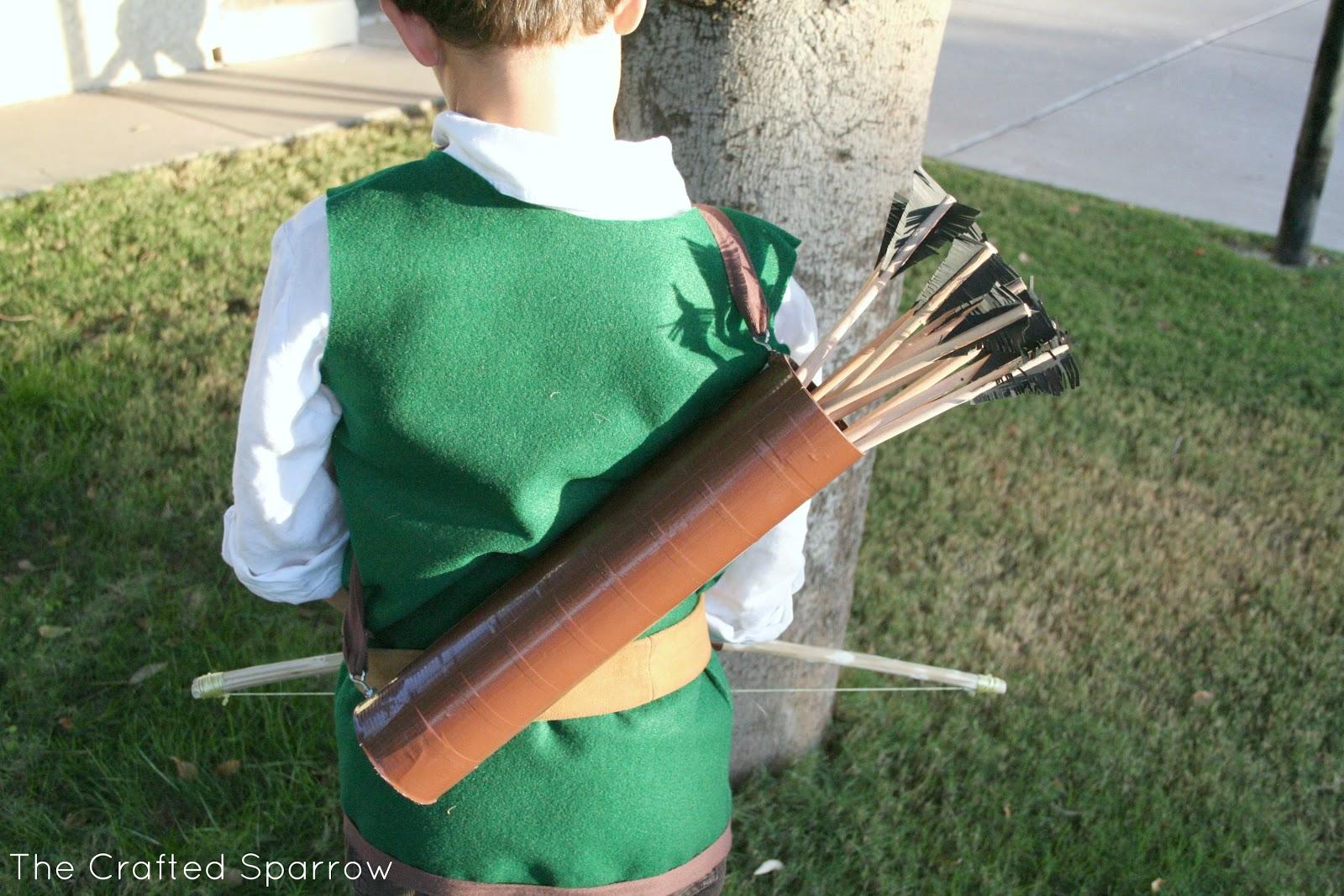 056b3ea9d4c Robin Hood   Little John  Halloween 2012