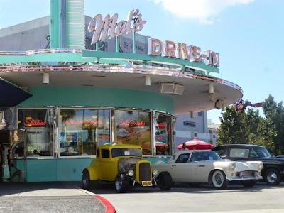 Mel's Drive-In Universal Studios Orlando Floride