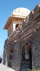 Rupmati's Pavilion, Mandu