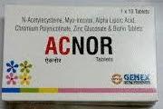 Herbal Penghancur Jerawat Bandel Acnor Tablet dan Liquit