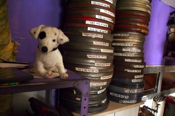 cinema abandoned
