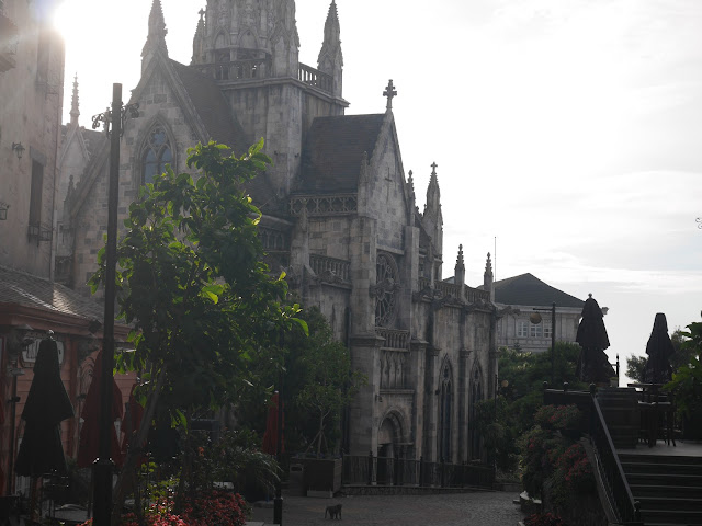 st denis church ba na hills vietnam