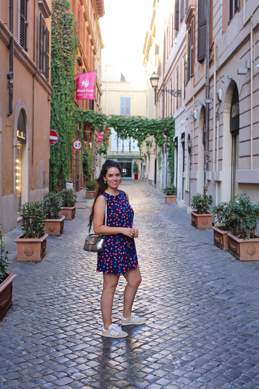 Blogger Emma Louise Layla in Rome - style & travel blog