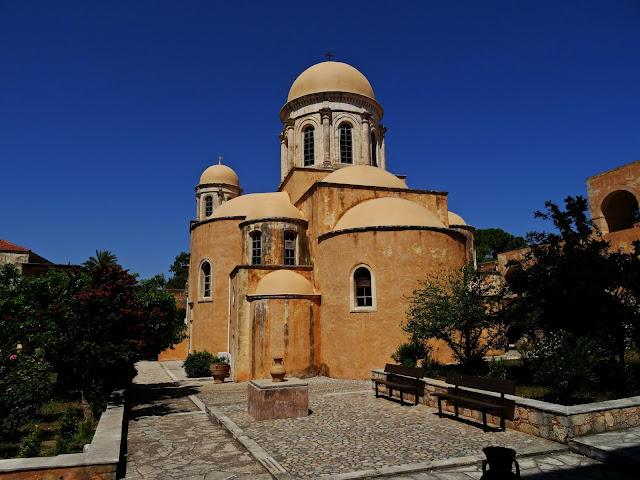 pocztówkowy widok Kreta