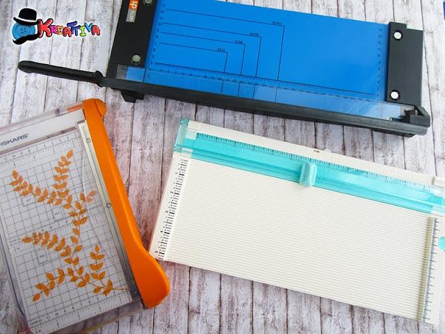 Quali sono gli strumenti da taglio per la carta e come usarli