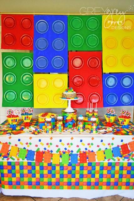 #lego #greygreydesigns #legoparty #partyideas #legopartyideas