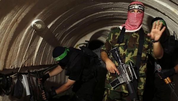 Hamas kembali Gencar Bangun Terowongan, Warga Israel Resah