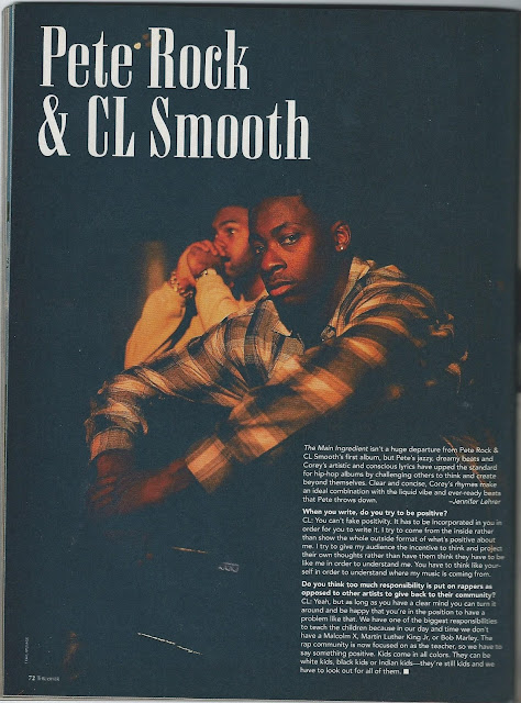 Pete Rock CL Smooth Thrasher