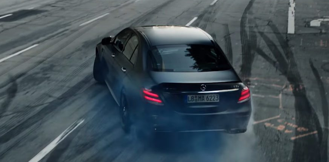 Mercedes-AMG Launches New Campaign for E63 S 4MATIC+
