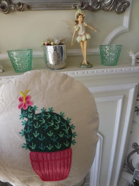 Un vergel en la ciudad: Esos cojines de cactus