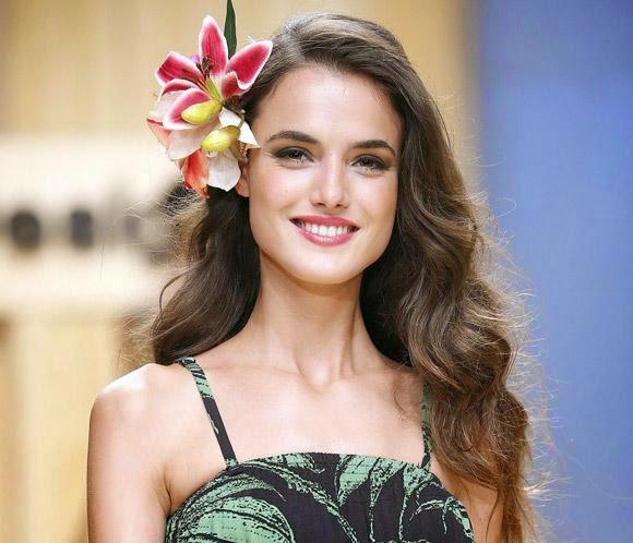Modelo española y nueva cara de Victoria´s Secrets