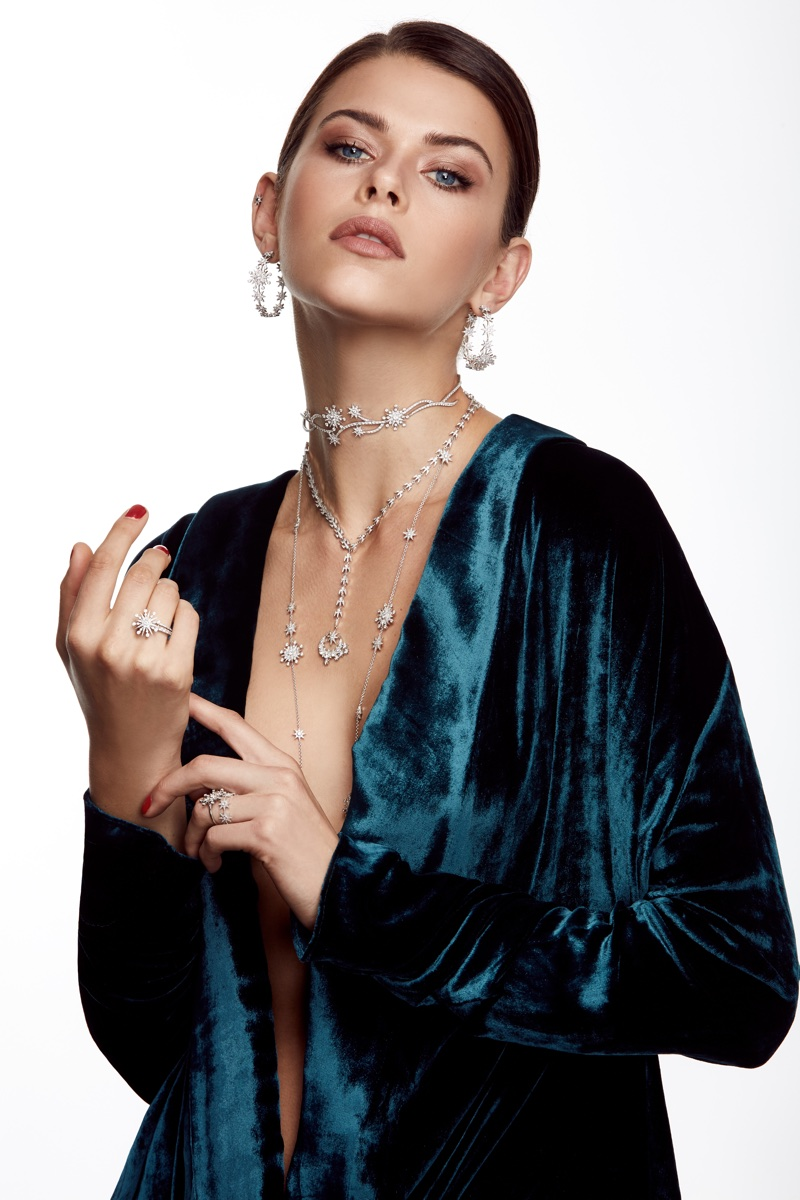 Colette Jewelry 2017 Collection starring Georgia Fowler