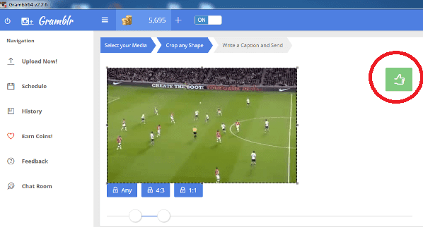 Cara Upload Foto atau Video Instagram Lewat PC