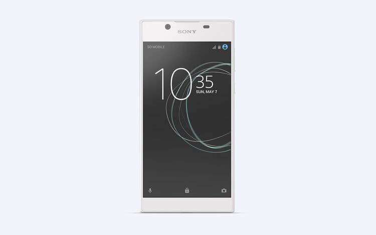 Sony Xperia L1: Cheap middle class smartphone announced