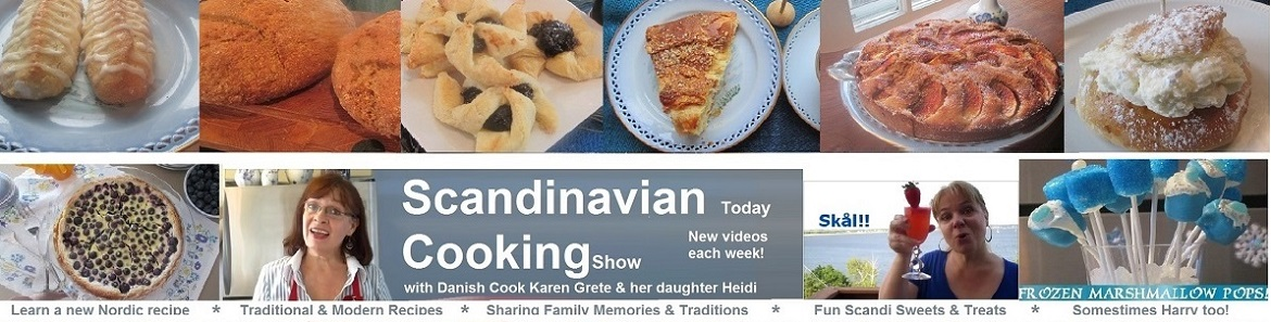 Scandinavian Today Cooking Show