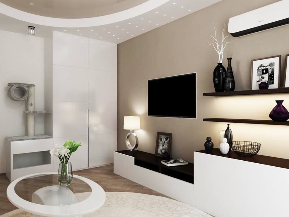 The Best Ideas For TV Wall Units Designs