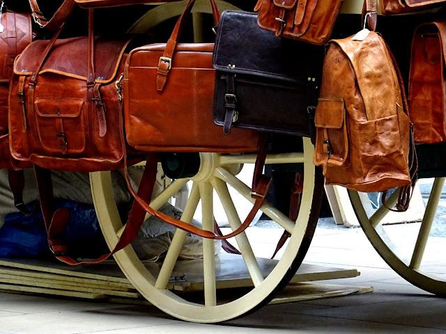 leather goods jakarta