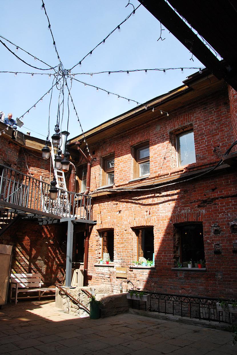Старокирпичный переулок | Фотографии Лысьвы