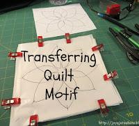 http://joysjotsshots.blogspot.com/2016/06/transferring-quilt-motif.html