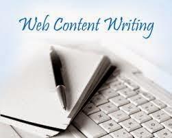 Menulis Isi Web