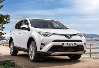 2018 Toyota RAV4 Reviews ENgine Performance