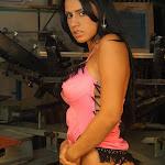 Andrea Rincon, Selena Spice Galeria 38 : Baby Doll Rosado, Tanga Rosada, Total Rosada Foto 35