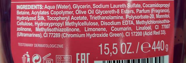 Bielenda witaminowy olejek pod prysznic z mikrokapsułkami ujędrniający