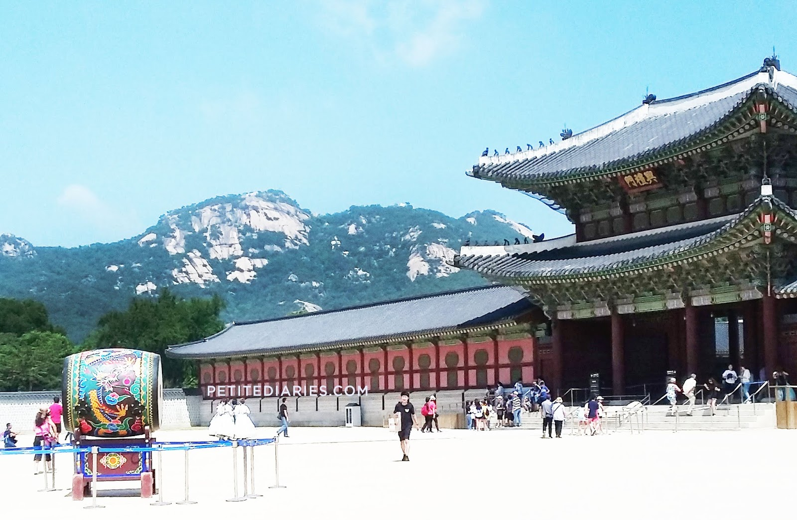 trip to seoul travel gyeongbokgung palace