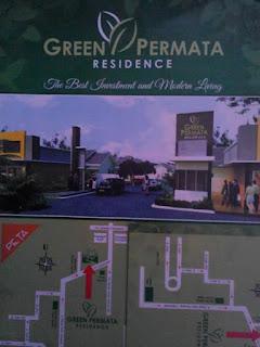 GREEN PERMATA SETU BEKASI RUMAH SUBSIDI DEKAT KAWASAN MM2100 CIBITUNG