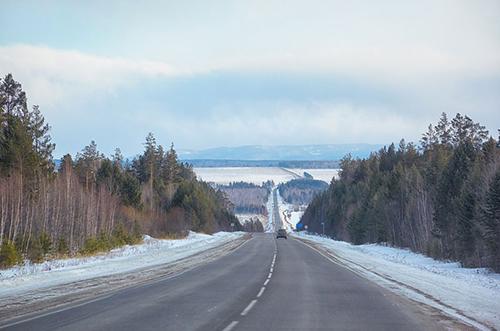 """""""Điểm danh"""" 10 tuyến đường dài nhất thế giới-2"""