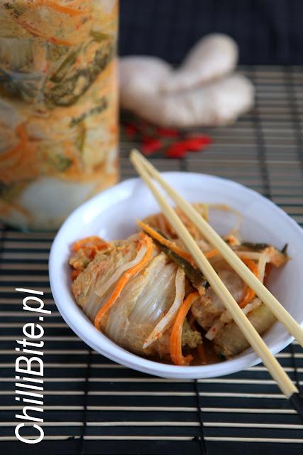 najłatwiejsze kimchi