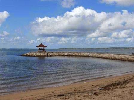 Pantai Sanur : Tempat wisata Pantai di denpasar yang terkenal