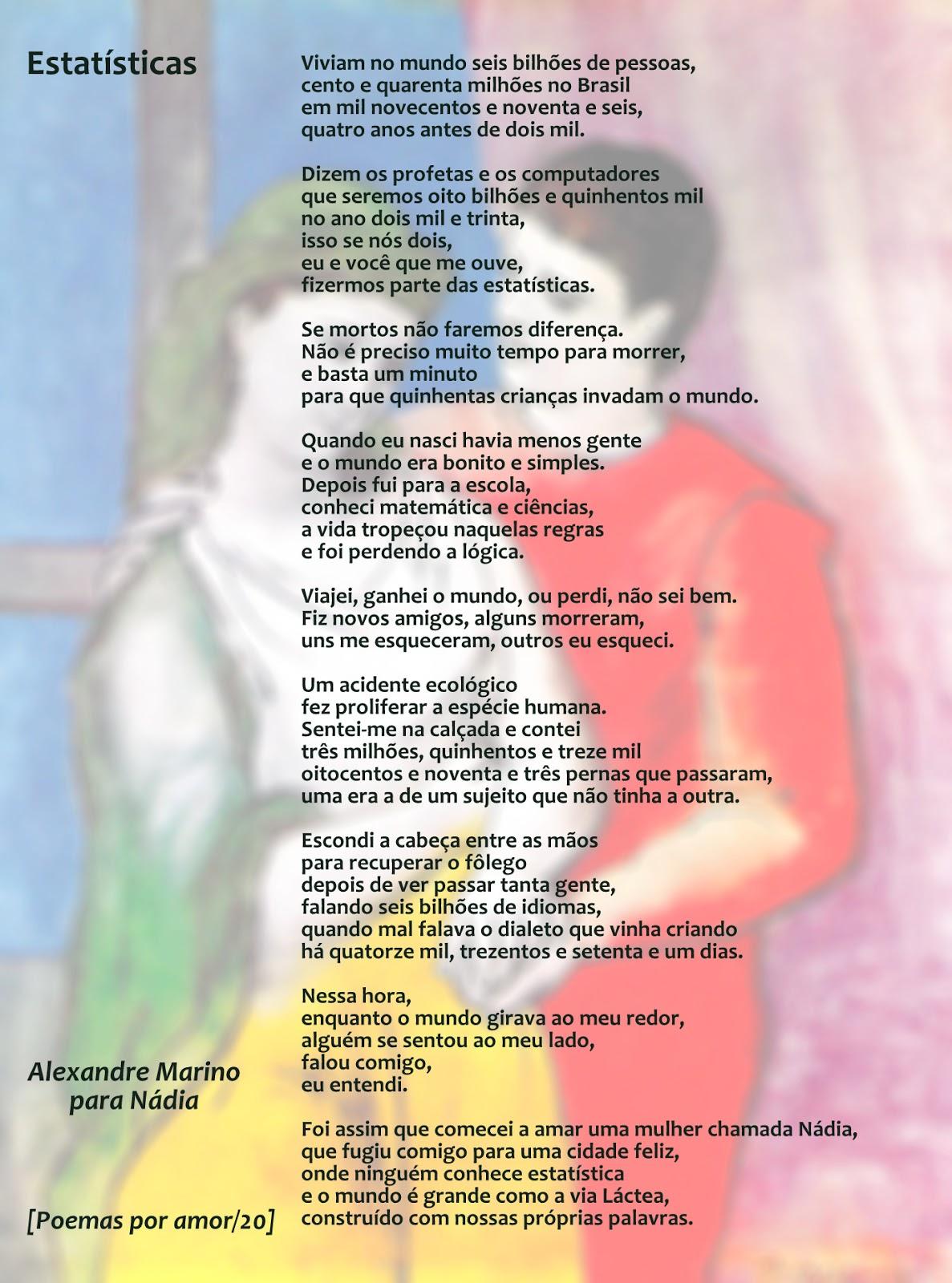 Favoritos Poesia Nômade: [poema] ESTATÍSTICAS BW15