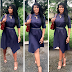 Stephanie Okereke rocks a made in Nigeria handbag as she steps out for an interview