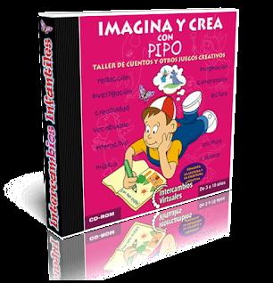 Imagina y Crea con Pipo (3-10 años)