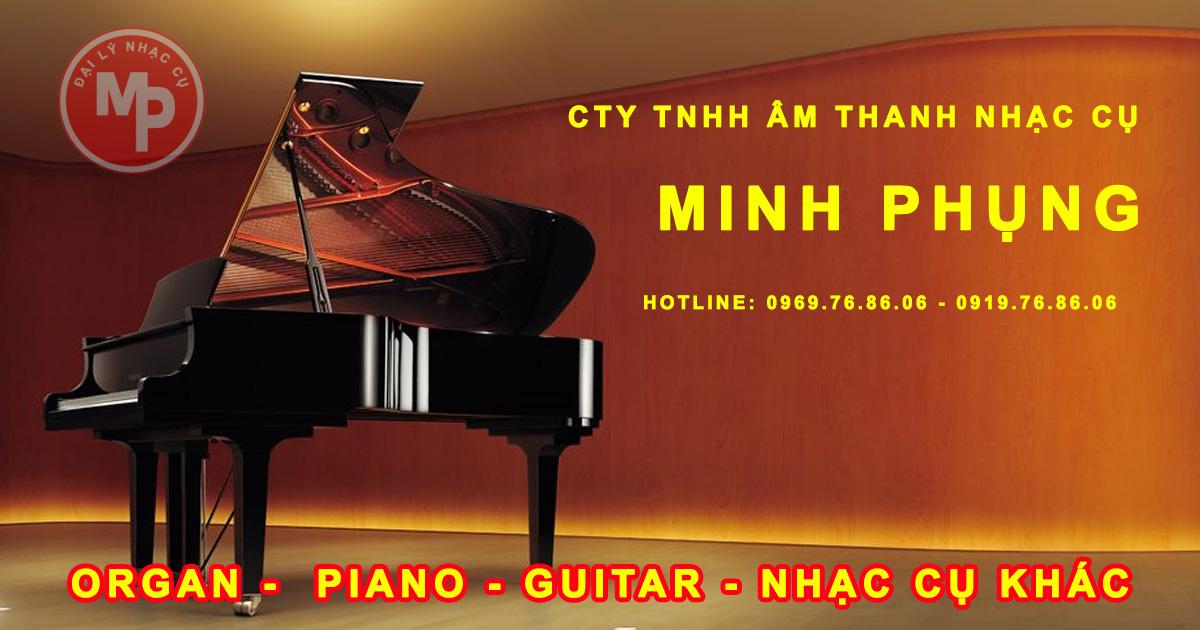 Bảng giá đàn piano điện yamaha mới nhất