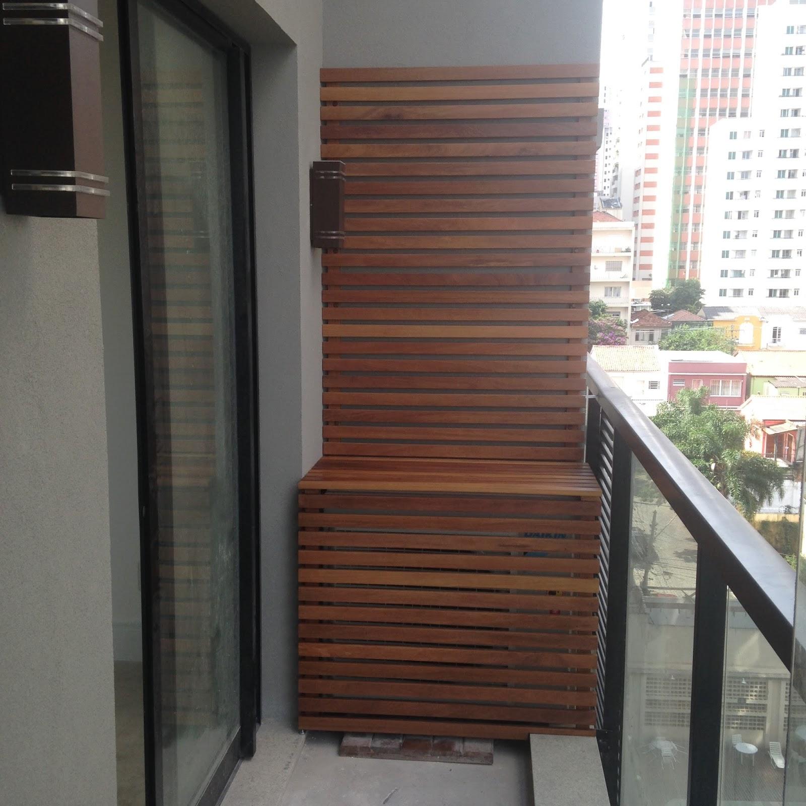 Atelier do Zero: Caixa de madeira feita em cumarú para esconder ar  #624135 1600x1600
