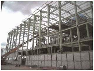 Jasa Hitung Struktur Baja| Jasa Perhitungan Struktur Baja