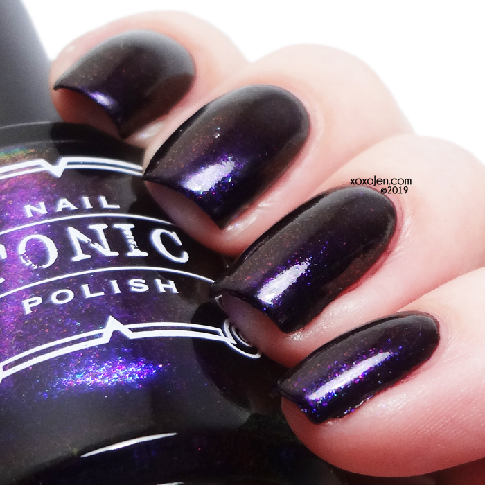 xoxoJen's swatch of Tonic Devil's Advocate
