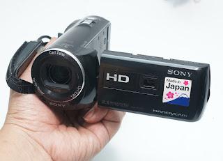 Handycam Sony PJ230 with Projector