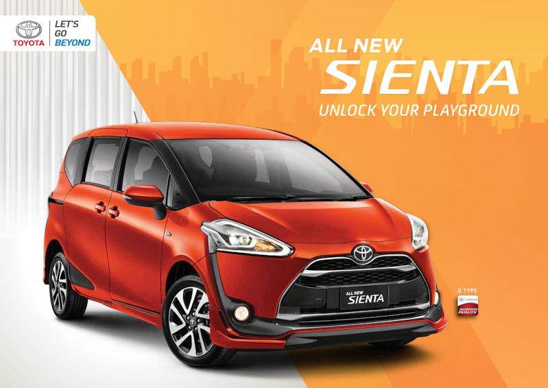 Browsur Toyota All New Sienta Pekanbaru Riau