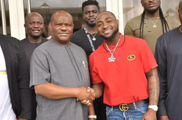 Rivers State Government, Davido partner to groom Rivers-Based Musicians