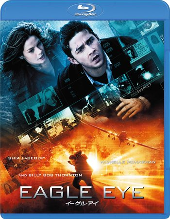 Eagle Eye (2008) Dual Audio Hindi 720p BluRay x264 1GB ESubs Movie Download