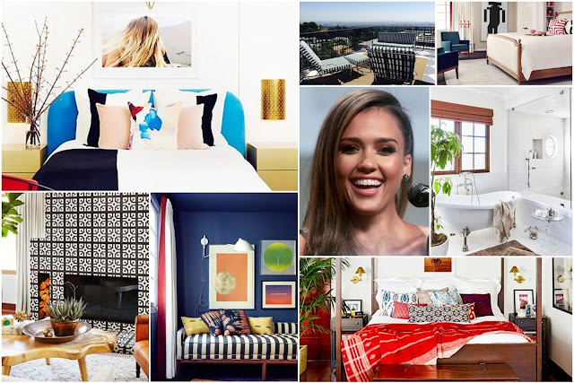 Inside Jessica Alba's House In Beverly Hills