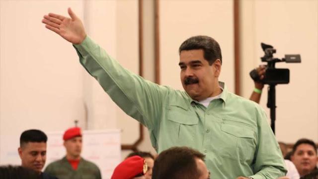 """Maduro anuncia una próxima """"renovación parcial"""" del Gobierno"""