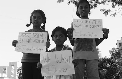 Cover Photo: We want Justice!