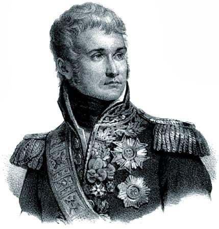 Jean Lannes, duc de Montebello, litografía, c. 1830.