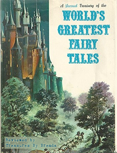 A Second Treasury of the World's Greatest Fairy Tales Vintage Book Review