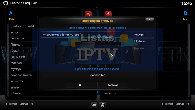 "Como Instalar o Add-on ""Redemption"" no KODI 17 - Canais de Tv Ao vivo, Filmes, Séries e muito mais"